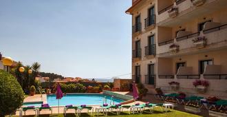 Hotel Oca Vermar - Sangenjo - Piscina