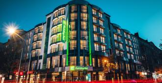 Holiday Inn Berlin City Center East Prenzlauer Berg - Berlijn - Gebouw