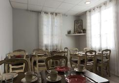 The Originals Boutique, Hôtel Les Poèmes de Chartres (Inter-Hotel) - Chartres - Nhà hàng