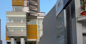 吉諾費魯齊布拉加酒店 - 萬隆 - 萬隆 - 建築