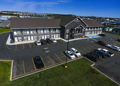 Crossroads Inn & Suites - St. John's - Rakennus