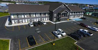Crossroads Inn & Suites - St. John's - Gebouw