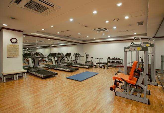 Gangnam Artnouveau City - Seoul - Gym