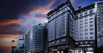 Gangnam Artnouveau City - Seül - Vista exterior