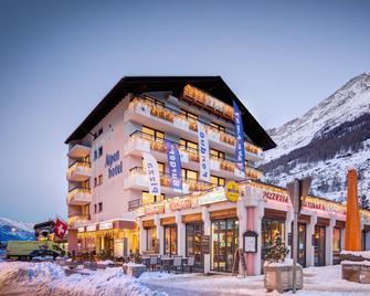 Matterhorn Inn - Церматт - Здание