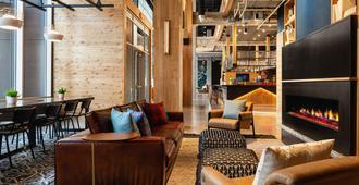 Moxy Minneapolis Downtown - Minneapolis - Lounge