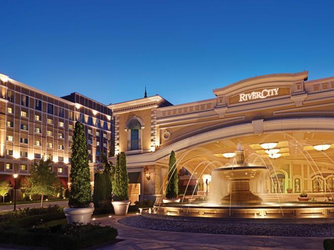 River City Casino & Hotel - San Luis - Edificio