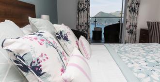 Sandy Cove Hotel - Ilfracombe - Bedroom