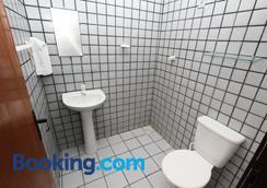 Flat Pousada da Praia - Natal - Banheiro