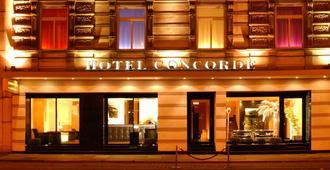 Concorde Hotel - Frankfurt - Edifício