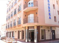 Hotel Albohera - Santiago de la Ribera - Building