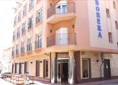 Hotel Albohera - Santiago de la Ribera - Edificio