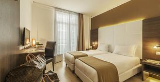 ホテル アンバサダー モナコ - モンテ・カルロ - 寝室