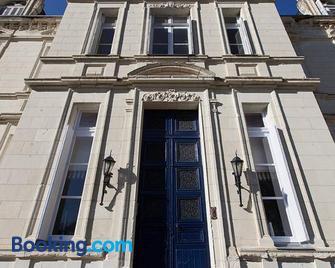 Chateau Marieville - La Chapelle-Moulière - Building