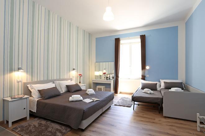 Rhome 20 - Rome - Bedroom