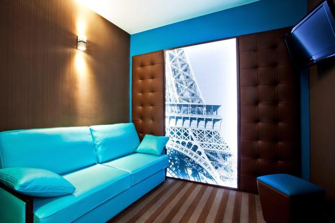 Best Western Nouvel Orleans Montparnasse - Paris - Living room