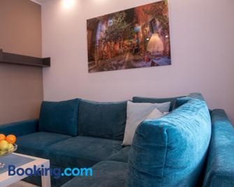 Apartament Pila Rowna - Pila - Huiskamer