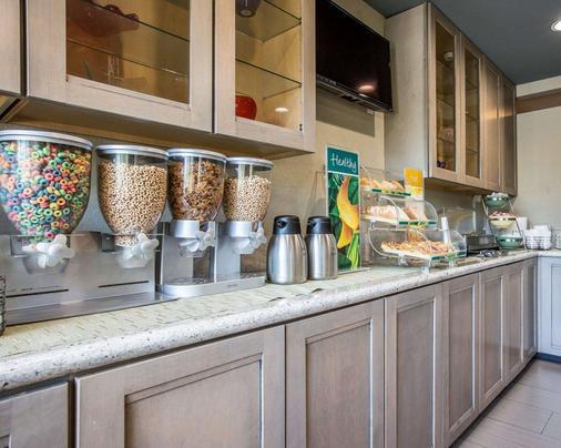 安大略機場會議中心品質酒店 - 安大略 - 安大略 - 自助餐
