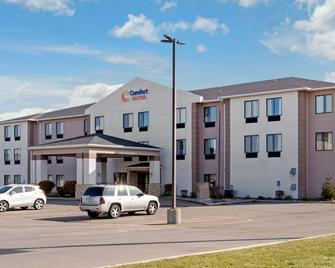 Comfort Suites - South Haven - Gebouw