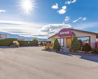 Westridge Motor Inn - Osoyoos - Κτίριο