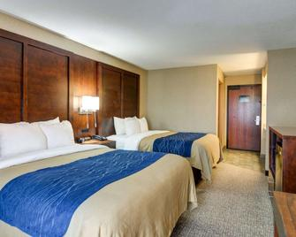 Comfort Inn & Suites - Conway - Bedroom