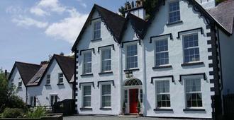 Coed Mawr Hall - Conwy - Edificio