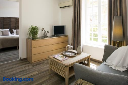 Le Pré Galoffre - Nimes - Living room