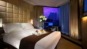 The Kowloon Hotel - Hongkong - Makuuhuone