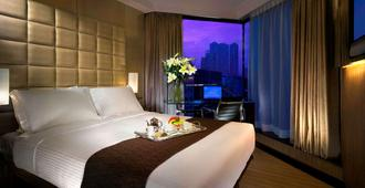 The Kowloon Hotel - Hongkong - Makuuhuone