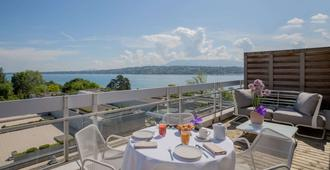 Hotel N'vY Manotel - Ginebra - Balcón