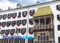 Hotel Charlotte - Innsbruck - Edificio