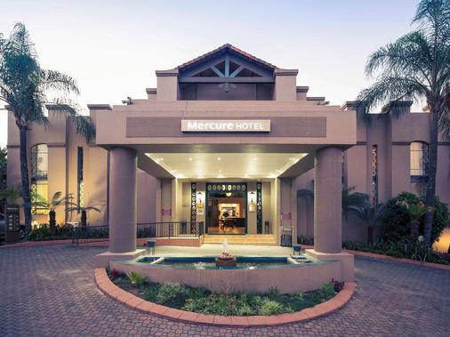 Mercure Nelspruit Hotel - Mbombela - Building