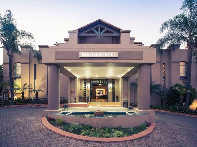 Mercure Nelspruit Hotel - Nelspruit - Edificio