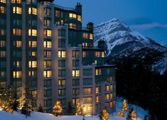 Rimrock Resort Hotel - Banff - Building