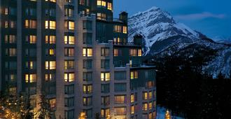 The Rimrock Resort Hotel - Banff - Gebäude