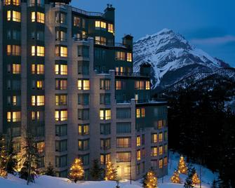 The Rimrock Resort Hotel - Banff - Building