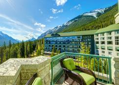 The Rimrock Resort Hotel - Banff - Balkon