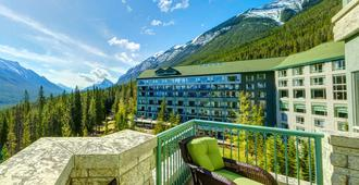 The Rimrock Resort Hotel - Banff - Μπαλκόνι