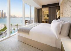 Five Palm Jumeirah Dubai - Dubaj - Sypialnia