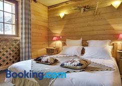 Alp'Hotel - La Clusaz - Bedroom