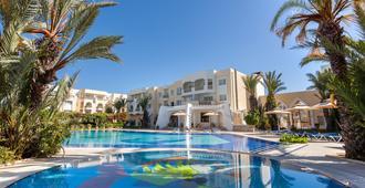 Residence Le Corail - Hammamet - Bể bơi