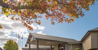 Millennium Hotel Rotorua - רוטורואה - בניין