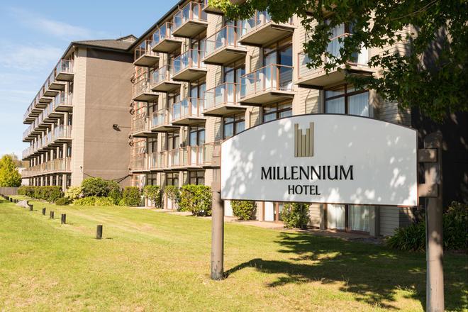 Millennium Hotel Rotorua - Rotorua - Building