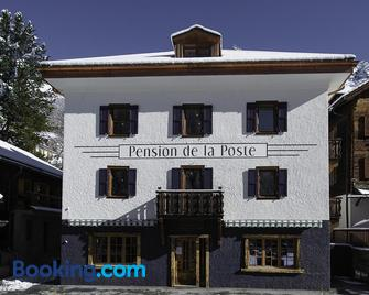 Pension de la Poste - Гріменц - Building