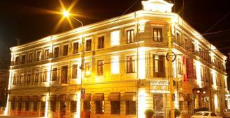 Hotel Cherica - Constanţa - Building