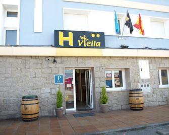 Hotel Viella Asturias - Viella - Building