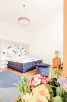 Denner Hotel - Heidelberg - Makuuhuone