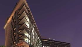 Radisson Blu Hotel, Abu Dhabi Yas Island - Άμπου Ντάμπι - Κτίριο