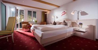 Hotel Silberhorn - Lauterbrunnen - Bedroom