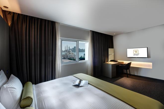 72 Hotel - Sharjah - Phòng ngủ